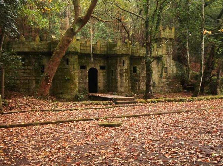 O Fendoal bosque encantado gallego