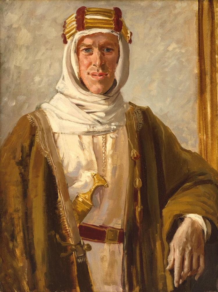 El singular caso de la ropa y la daga de Lawrence de Arabia