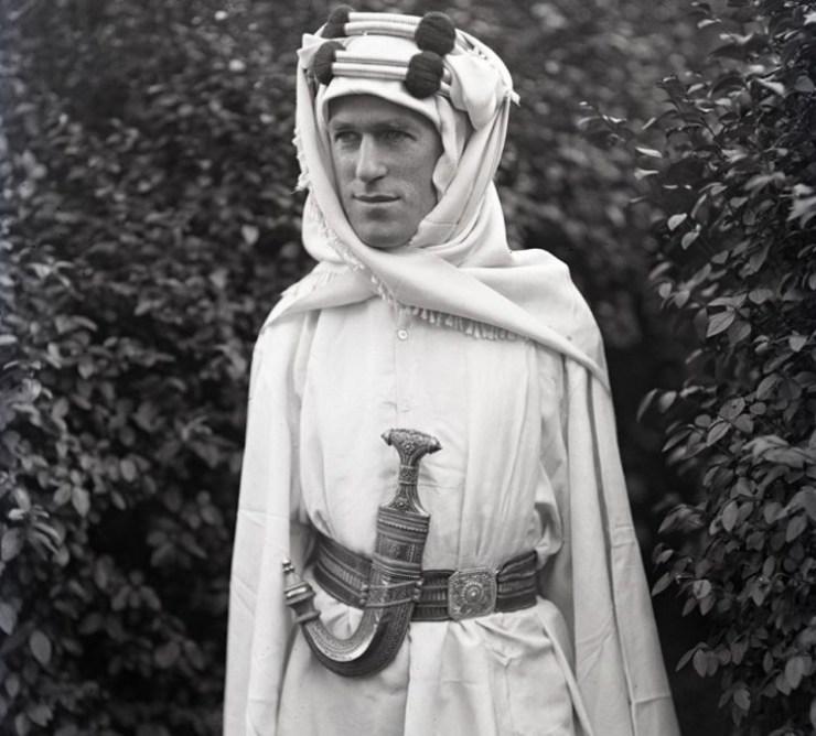 Quieres comprar ropa daga Lawrence Arabia