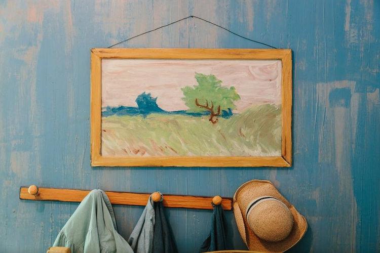 Recrean Dormitorio Arles Van Gogh alojamiento 4