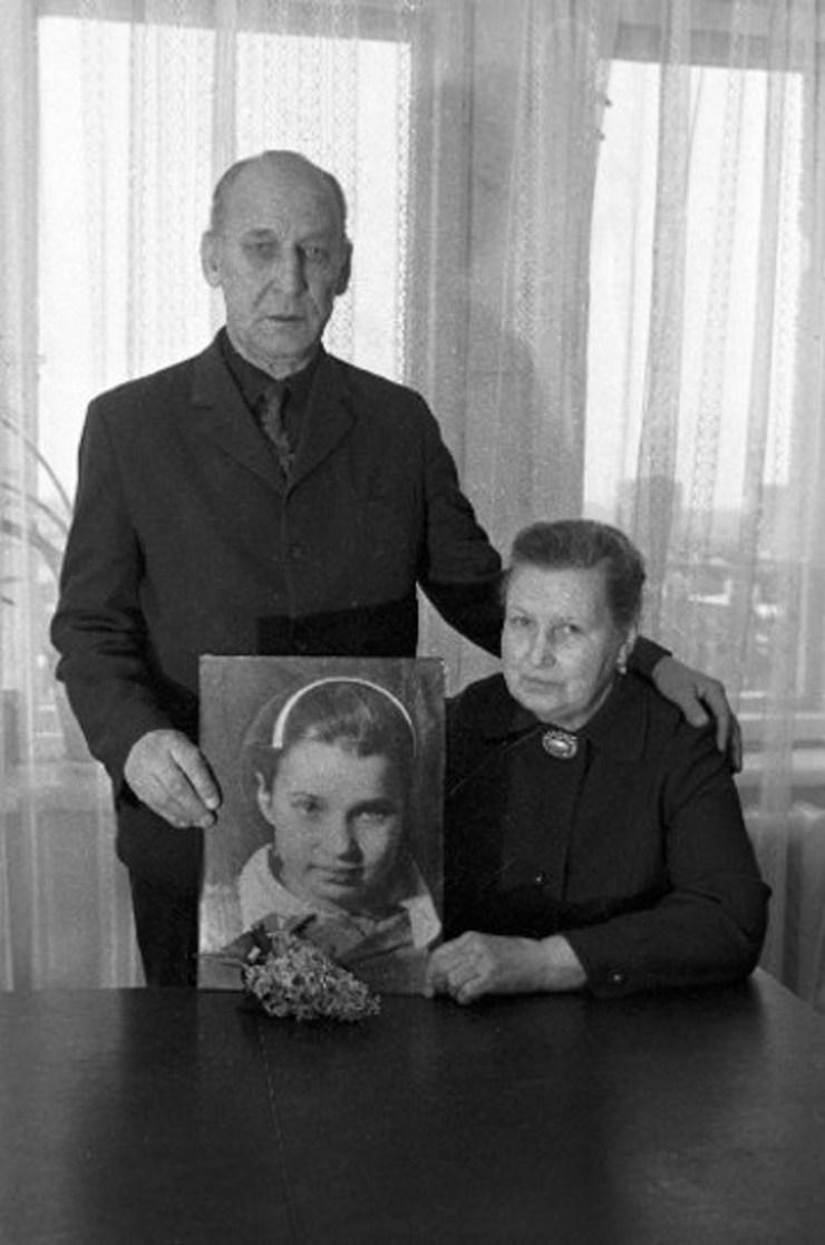 Tatiana Savicheva niña rusa autora diario sitio Leningrado 2