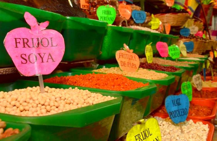 Cinco mejores mercados Oaxaca 3