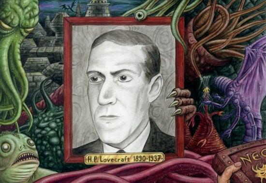El manuscrito perdido de Lovecraft, un estudio encargado por Harry Houdini