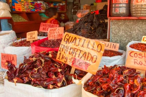 Los cinco mejores mercados de Oaxaca