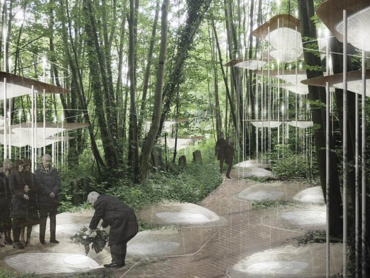 Propuesta cementerio ecologico Bristol 1