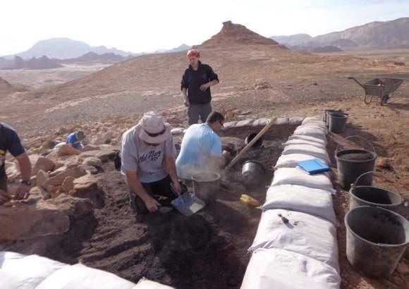 TimnaExcavation