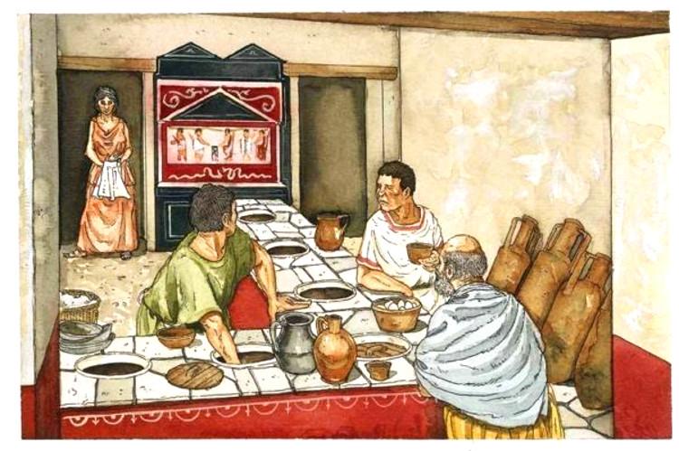 Abre Pompeya restaurante inspirado Roma antigua 1