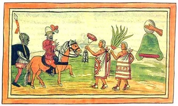 Conquistadores españoles raza negra 1