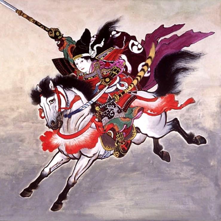 Famosas mujeres samurai Japon