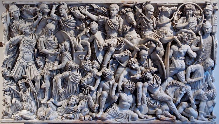 Godos contra griegos 1