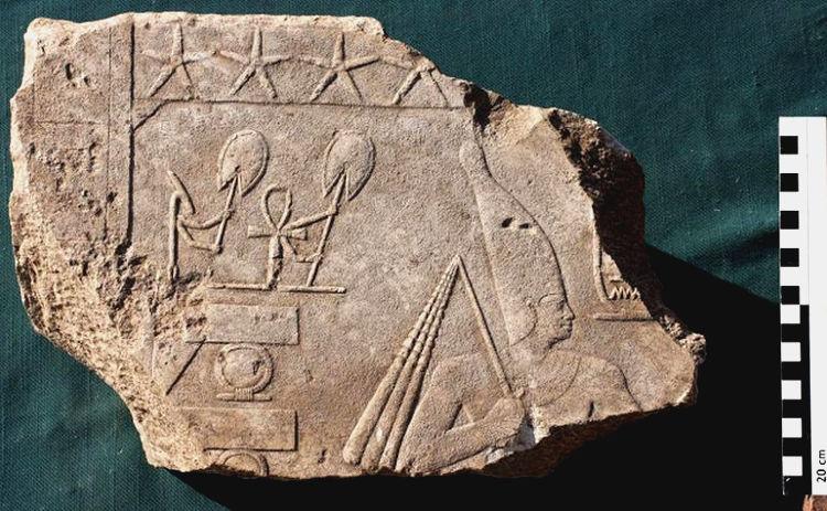 Descubierto Heliopolis templo egipcio XXX dinastia 2