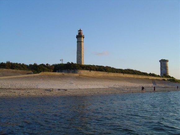 Insolitas olas cuadradas isla Re 1