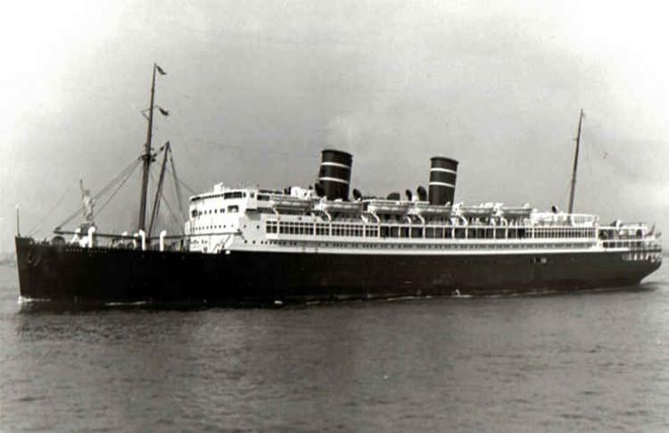 Tragedia SS Morro Castle 1