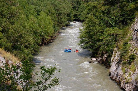 El río Noguera Pallaresa