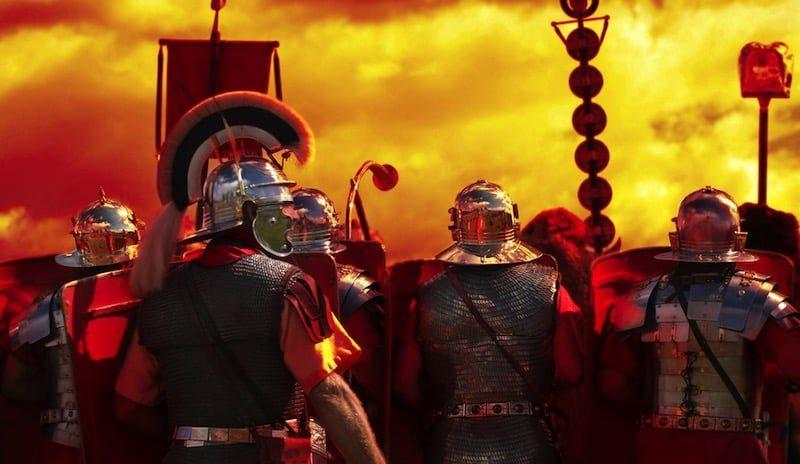 Cómo se numeraban y nombraban las legiones romanas