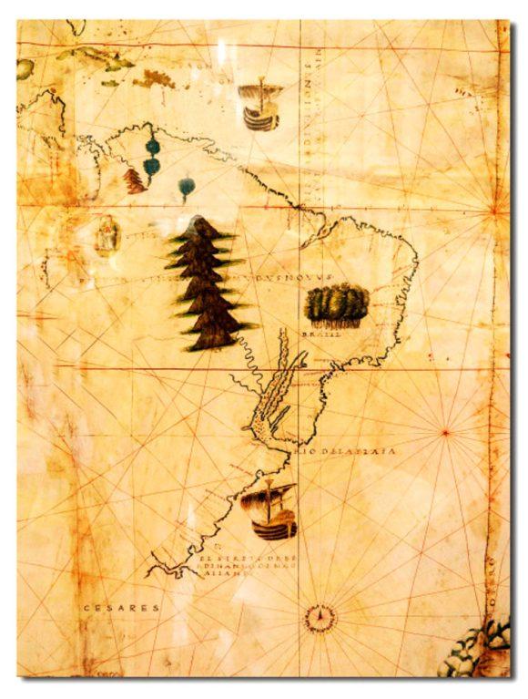 Trapalanda mitica ciudad Nuevo Mundo fundada por naufragos españoles