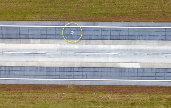 Tumbas pista aeropuerto Savannah 3