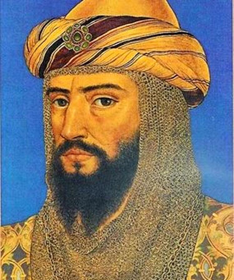 Retrato hipotético de Saladino