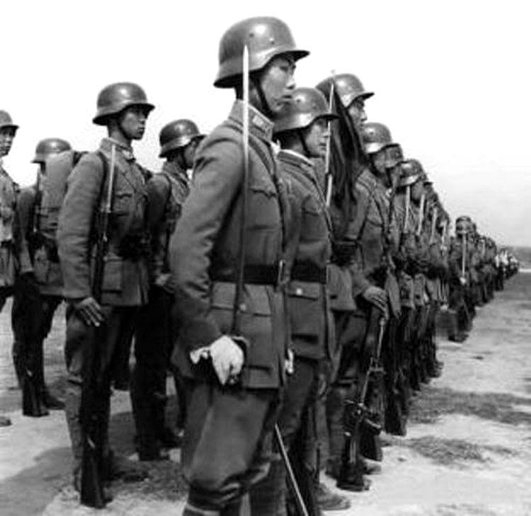 Alianza entre Alemania China años treinta