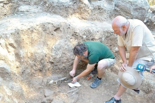 Los restos de una mujer tracia desmembrada según los ritos órficos, hallados en Bulgaria