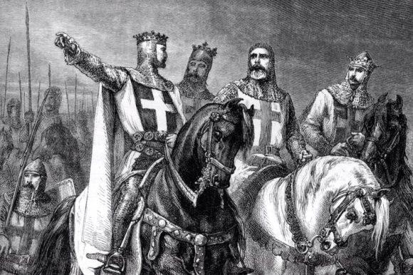 Masacre canibalismo tras asedio Maraat I Cruzada