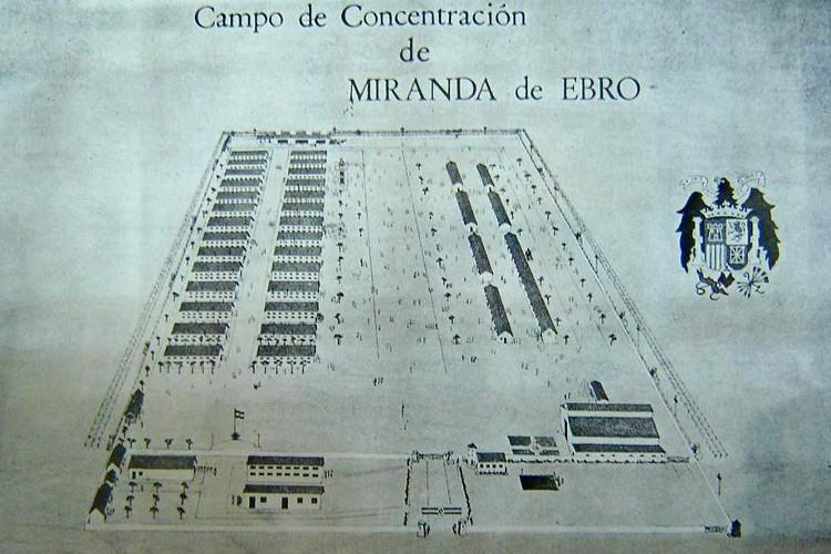 Porta Coeli monasterio medieval reconvertido campo de concentracion franquista