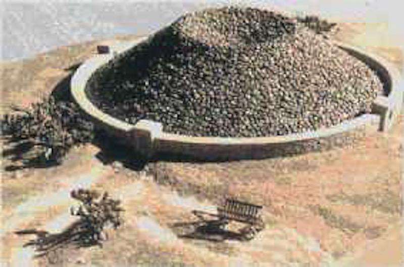 El error arqueológico que condujo al desarrollo de los Pozos de Aire condensadores de rocío