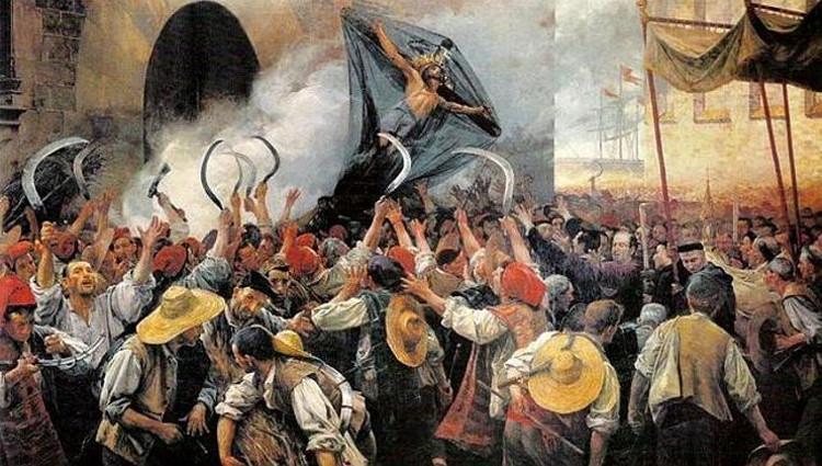 Juan Serrallonga bandolero catalan