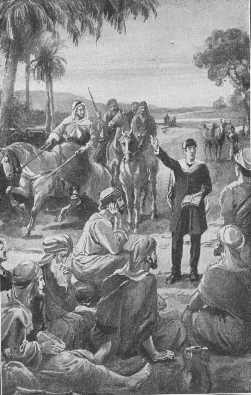 Los viajes aventuras incansable misionero Joseph Wolff