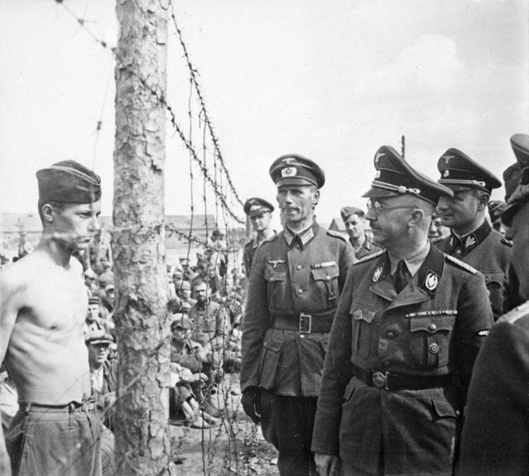 Redescubren Rusia diarios guerra Himmler
