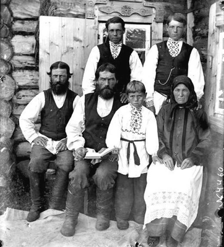 Una familia jlysty