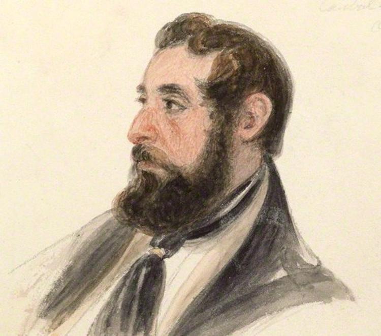 El capitán Arthur Connolly