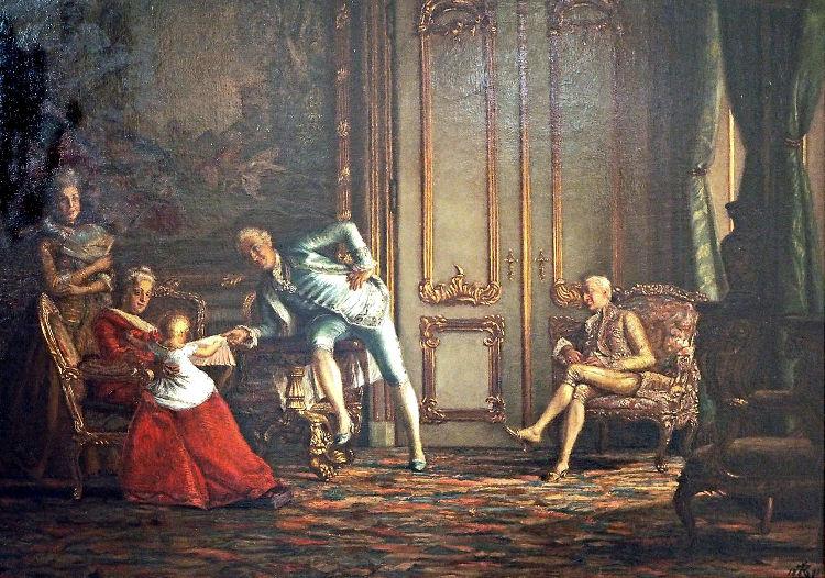 Johann Friedrich Struensee, el médico que intentó reformar Dinamarca y acabó ejecutado