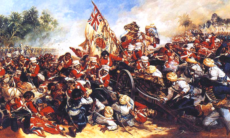 La batalla de Ferozeshah