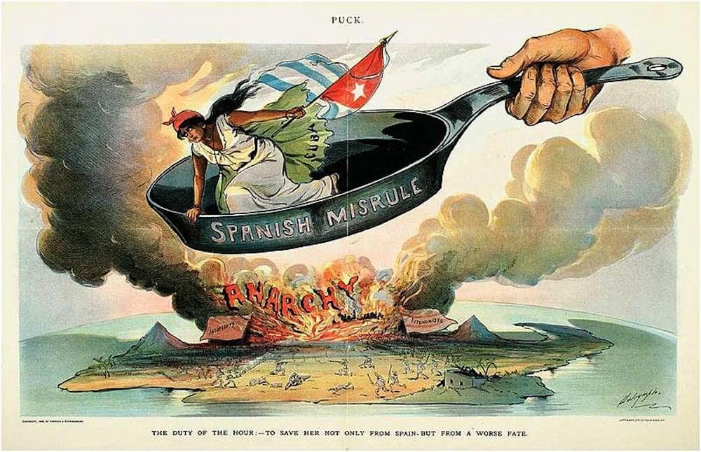 La propaganda belicista en la prensa de España y Estados Unidos en la guerra de 1898