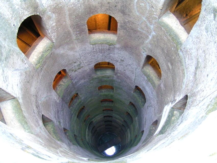El Pozo de San Patricio en Orvieto, una insólita obra de ingeniería renacentista