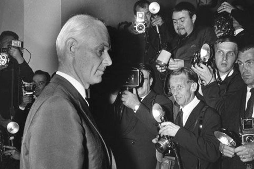 Stig Wennerström, el coronel sueco que espiaba para la URSS, descubierto por su asistenta