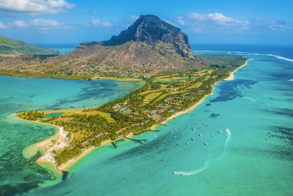 Investigadores encuentran evidencias de un antiguo continente bajo la isla de Mauricio