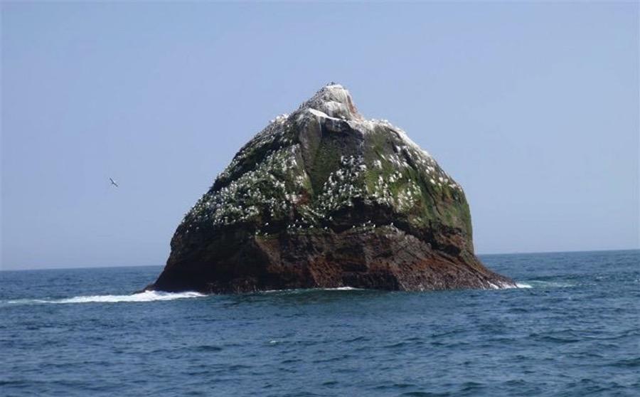 Rockall, el islote disputado por Reino Unido, Irlanda, Islandia e Islas Feroe
