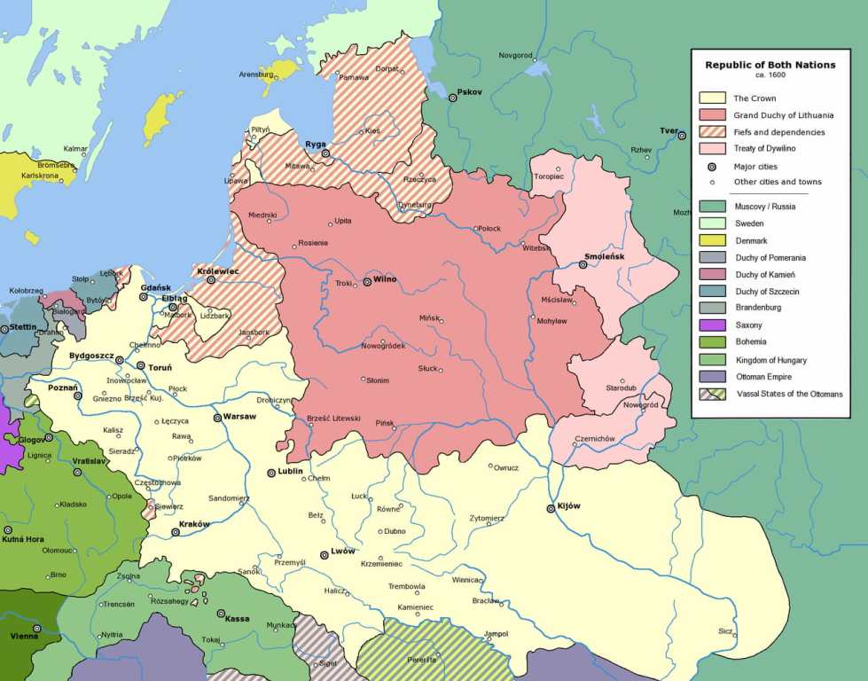 Intermarium, el antiguo proyecto de unión de países del centro y este de Europa nunca conseguido