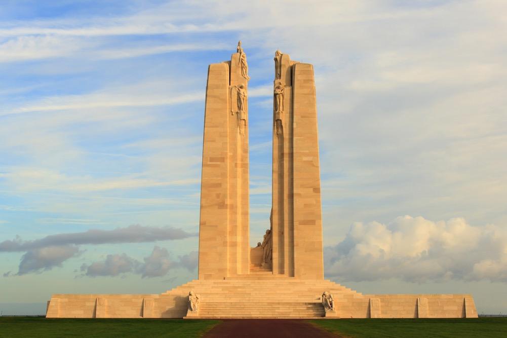 Los dos monumentos históricos canadienses que no están en Canadá
