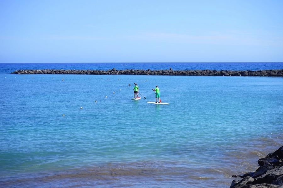 ¿Qué hacer en la playa de Sancti Petri? paddle surf, kayac y mucho más