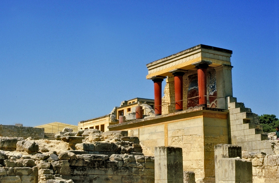 Un nuevo estudio de ADN sugiere que Minoicos y Micénicos tenían un mismo origen