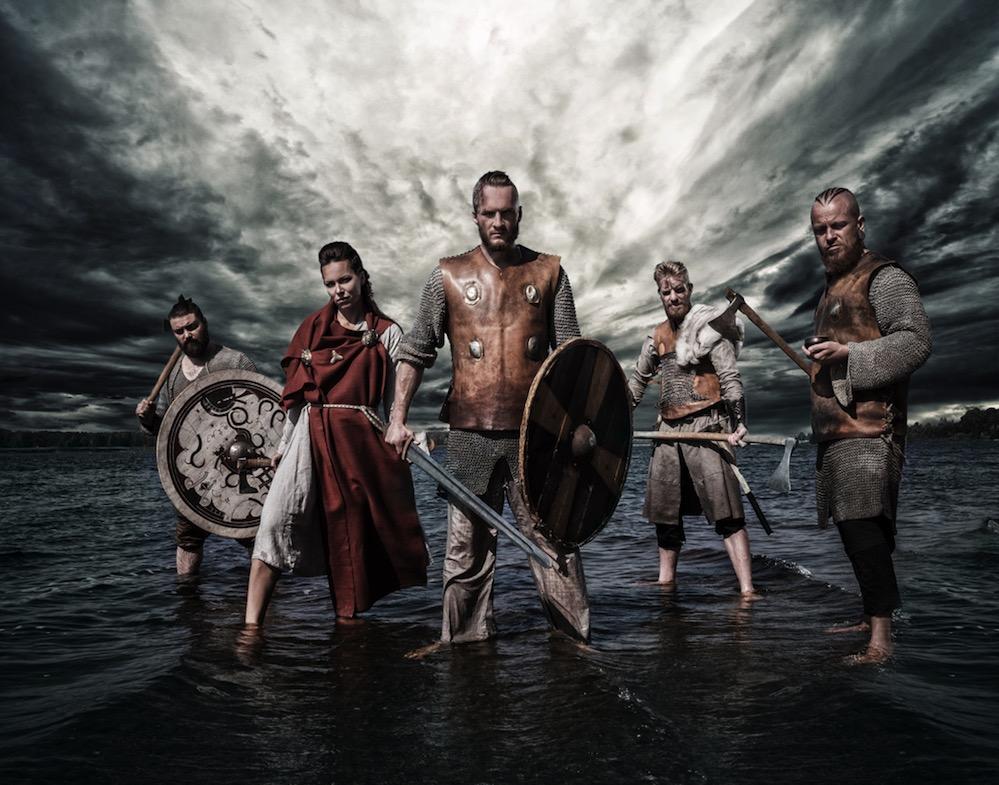 Cuando los vikingos incautos compraban espadas falsificadas