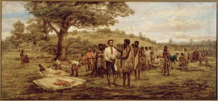 Tratado de Batman, el único contrato de compraventa de tierras entre colonos y aborígenes australianos