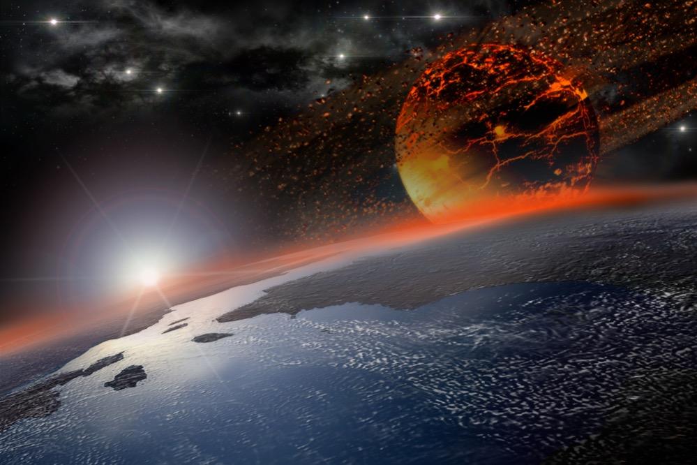 Las estrambóticas teorías históricas y cosmológicas de Velikovsky, autor de «Mundos en colisión»