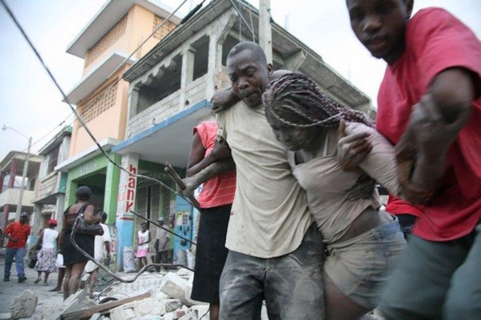 Ayuda para Haití