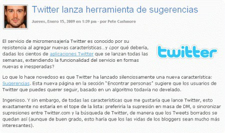 Mashable lanza su edición en español