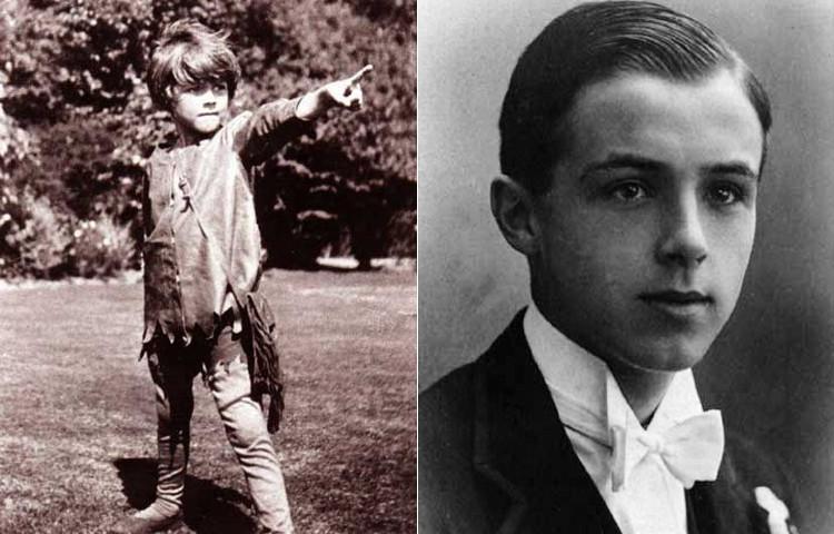 La triste historia del niño que inspiró el personaje Peter Pan