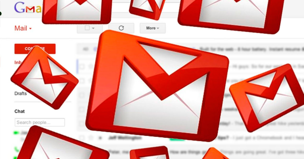 Google modifica la URL de Gmail